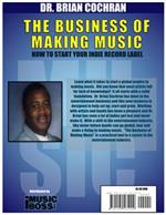 The Business of Making Music E-Book