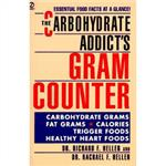 Book Carbohydrate Addicts Gram Counter - 1 Book - Pack Of 1